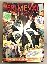 Primeval Creature Incursion, Playset Action figures Set
