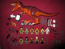 LEGO Dinosaur DINO ,Minifigure Lot T-REX,Minifigures,Weapons Extras