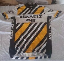 Team Renault 1984 Jersey RARE!  Size 3 Vintage!