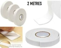 Heavy Duty Strong Double Sided Sticky Foam Tape Adhesive Craft Padded Mounting