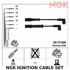NGK Ignition Cable Set (HT Leads) - Stk No: 4746, Part No: RC-FT1209