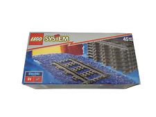 Lego NEU & OVP NEW 9V Eisenbahn TRAIN 4515 Gerade Schienen