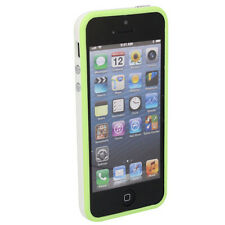 Green Bumper Case Cover Guard Protector for Apple iPhone 5 5G Metal Buttons