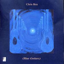 CHRIS REA - Blue Guitars (11 CD / DVD Box Set, 2005, UK) EXCELLENT IMPORT V RARE