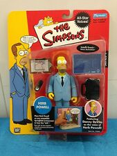 Simpsons All-Star Voices Series 1 figure -Playmates - Herb Powell - Danny DeVito