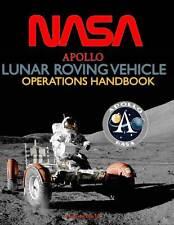 NASA APOLLO PROJECT LUNAR ROVING VEHICLE Moon Rover MANUAL Instruction BOOK
