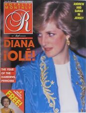 PRINCESS DIANA Iole! Volume 6 Number 9 ROYALTY MONTHLY Magazine