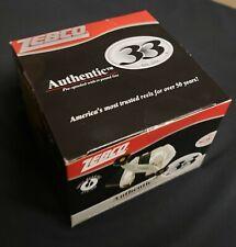 ZEBCO  Authentic 33   Spincast reel -all metal