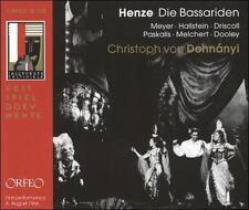 Die Bassariden, New Music