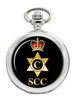 Sea Cadets SCC Cook Abzeichen Taschenuhr