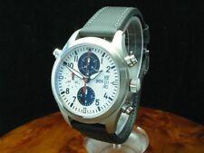 IWC Spitfire Doppelchronograph Limitierte Auflage Box & Papiere / Ref IW 371803