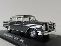 Mercedes-Benz 300 SE Lang 1963 1/43 Maxichamps 940035201 Minichamps W111 GREY