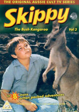 Skippy the Bush Kangaroo: Volume 3 DVD (2005) Ed Devereaux cert PG ***NEW***