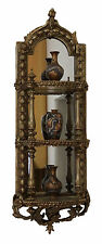 Antique 1850 Charles Nosotti Etagere Gilded Mirror