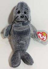 """TY Beanie Babies """"SLIPPERY"""" the SEAL! RETIRED! PERFECT GIFT! A MUST HAVE! MINT!"""