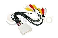 Car Stereo RSE Audio/Video A/V & Backup Camera Retention Wire Harness RH-0003