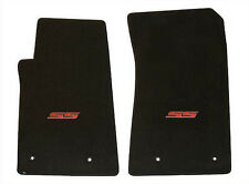 LLOYD Classic Loop™ FRONT FLOOR MATS with Red logo 2010-2015 Chevrolet Camaro SS
