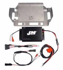 J&M Performance 180 Watt 2 Channel Ampliflier Amp Radio Sound Kit Harley Touring