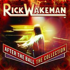 RICK WAKEMAN - AFTER THE BALL - THE COLLECTION: CD ALBUM (January 12th, 2015)