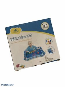 Magifire Baby Water Mat Infant Toy Inflatable Play Mat for Babys Toddlers 3+