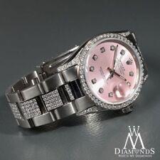 Relojes de pulsera unisex Datejust de acero inoxidable