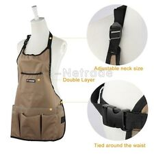 Garden Tool Aprons Oxford Fabric Waterproof Wear-resistant Belts Bag Thickening