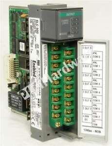 Spectrum Controls 1746sc-NO8i /A SLC 500 Analog Current Output Module 8-P Qty