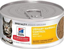 New listing Hill's Science Diet Wet Cat Food, Adult, Urinary & Hairball Control