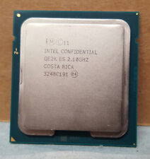 INTEL XEON QE2K ES E5-2400 2.1GHz 10-CORE PROCESSOR CPU