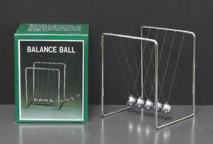 Newton´s Kugelstosspendel Kugelspiel Pendel 14 cm