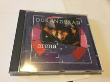DURAN DURAN - ARENA - CD ALBUM - HUNGRY LIKE THE WOLF / PLANET EARTH +