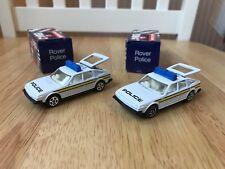 Corgi Rover Police, Die-cast, boxed.