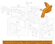 NISSAN OEM 17-18 Sentra Air Cleaner Intake-Upper Duct Tube Hose 165543ZM0B