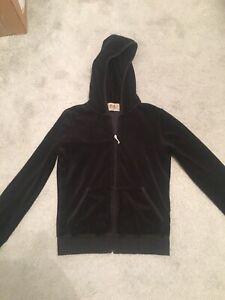 Black Juicy Couture Hoodie Size M