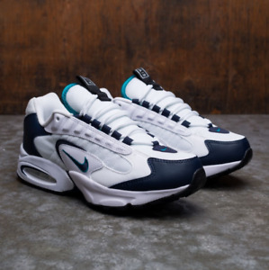 Nike Air Max Triax CT1104 100 White/Obsidian-Deep Emerald New Men's Size 12