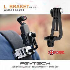 PGYTECH Action Camera L Bracket PLUS Rotatable Holder Mount For DJI OSMO POCKET