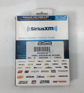SiriusXM - SXV300 Tuner Only (No Antenna, No Subscription)