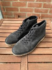 Paul Smith Boots Size 10 Blue Suede