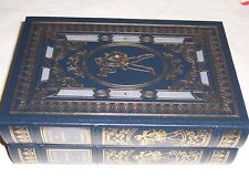 easton press Battle Cry of Freedom by James McPherson in 2 vols