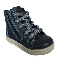 Next Baseball Boots Boys Hi Top Trainers High Top Boots Shoes Size UK 4 Infant