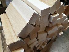 BALSA WOOD blocks (approximate size 85mm x 65mm x 300mm) varing sizesNEW RRP $16