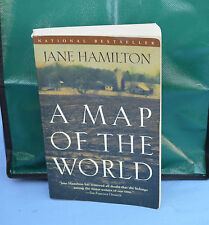 A Map of the World by Jane Hamilton (1992, Paperback)