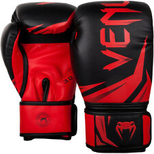Venum Challenger 3.0 Training Boxing Gloves - Black/Red