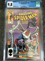 Amazing Spider-Man #263 CGC 9.8 Marvel 1985 Birth of Norman Osborn