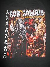 "1998 Rob Zombie ""Hellbilly Deluxe"" Concert Tour (Xl) T-Shirt"