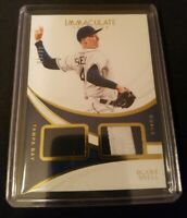 2019 Immaculate Baseball Duals Patches /49 Blake Snell Tampa Bay Rays SP