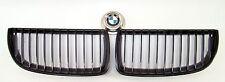 BMW E90 Ziergitter hochglänzend Schwarz Re+Li M Performance 2151896 + 2151895