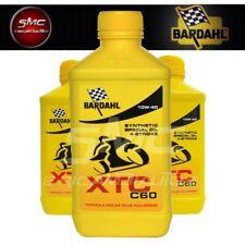 BARDAHL XTC C60 10W40 olio lubrificante sinteticb Lubrificanti Moto 4 Tempi 3 LT