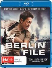 The Berlin File  - BLU-RAY - NEW Region B