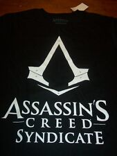 ASSASSIN'S CREED SYNDICATE Video Game T-Shirt XL NEW w/ TAG